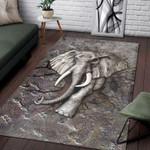 elephant DTC0712211 Round Carpet