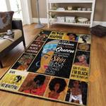 Black Woman PTC0181203 Rug
