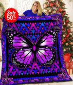 Butterfly DAC081216 Quilt Blanket