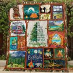 Camping DAC081210 Quilt Blanket