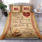 Baseball MMC091222 Bedding Set
