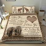 Elephant MMC091235 Bedding Set