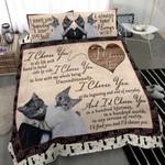 Cat MMC091227 Bedding Set