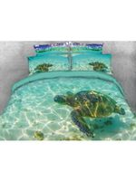 3D Turtle DAC091227 Bedding Set