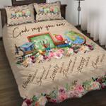 Teacher DTC1012118 Bedding Set