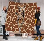 Giraffe DTC1012204 Quilt Blanket