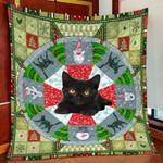 Cat DTC1012210 Quilt Blanket