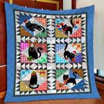 Cat DTC1012209 Quilt Blanket