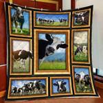 Cow DTC1012207 Quilt Blanket