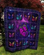 Butterfly DTC1212834 Quilt Blanket