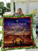 Christmas DTC1212824 Quilt Blanket