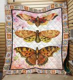 Butterfly DTC1212826 Quilt Blanket
