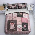 Just A Girl Who Loves Pigs DTC1212912 Bedding Set