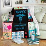 Nurse DTC1212702 Fleece Blanket