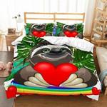 Cute Sloth DAC111215 Bedding Set