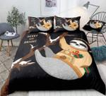 Cute Sloth DTC1412918 Bedding Set