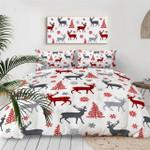 Christmas Deer DTC1412933 Bedding Set