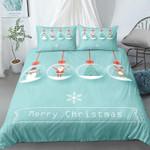 Christmas Snowballs DTC1412924 Bedding Set