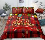 Snowflake Christmas Gifts DTC1412903 Bedding Set