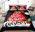 Christmas Santa Hat DTC1412928 Bedding Set