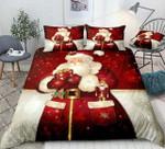 Cartoon Santa Claus DTC1412937 Bedding Set