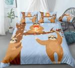 Christmas Sloths DTC1412925 Bedding Set