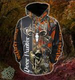 Premium Unique Deer Hunting Hoodie Ultra Soft and Warm - LTA271130SA