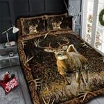 Premium Unique Deer Hunting Bedding Set Ultra Soft and Warm LTA191156DA