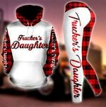 Premium Unique Trucker's Daughter Hoodie Set Ultra Soft and Warm LTA201106DA
