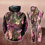 Deer Hunting LTA131147SA Hoodie Set