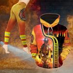 Firefighter TC251118NH Legging And Hoodie
