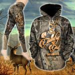 Deer Country Girl TC171104HD Legging And Hoodie Ultra Soft and Warm