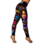 Black Woman TC181105HD Legging And Hoodie Ultra Soft and Warm