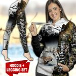Rabbit Hunting Country Girl TC091133HD Legging And Hoodie Ultra Soft and Warm