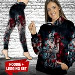 Till Death TC121125HD Legging And Hoodie Ultra Soft and Warm