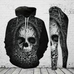 Mystical Skull TCCL051116 Legging And Hoodie Ultra Soft and Warm