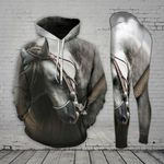Dreamy Horse TCCL051109 Legging And Hoodie Ultra Soft and Warm