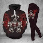 Ocean Skull TCCL041136 Legging And Hoodie Ultra Soft and Warm