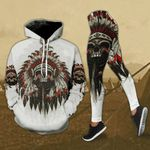 Dead Chief TCCL041115 Legging And Hoodie Ultra Soft and Warm