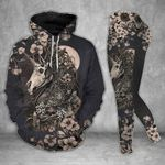 Skull Unicorn TCCL041143 Legging And Hoodie Ultra Soft and Warm