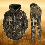 Deer Hunting Country Girl TCCL041120 Legging And Hoodie Ultra Soft and Warm