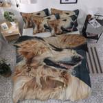 Golden Retriever MMC151260 Bedding Set
