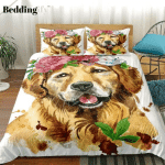 Golden Retriever MMC151261 Bedding Set.png