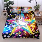 Unicorn Personalized DAC241160 Bedding Set