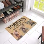 Yorkshire Terrier Welcome Doormat DHC04061406