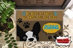 Personalized No Need To Knock Doormat DHC0406456