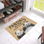 Panda Welcome Doormat DHC04061437