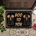 Boo To You Doormat DHC040677