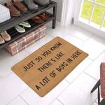 A Lot Of Boys Doormat DHC04061258