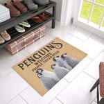 Penguin Welcome Doormat DHC04061421
